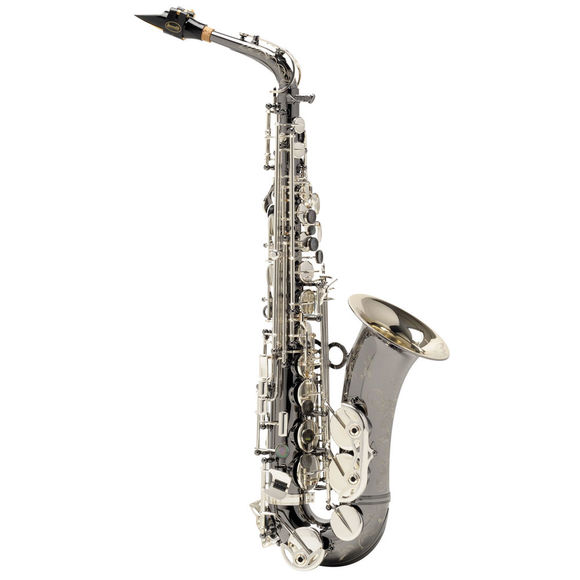 Keilwerth JK2401-5B2-0 Alto Saxophone Eb Shadow Black Nickel