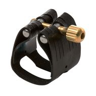 Rovner Light Black L8 Bb Tenor Sax Ligature