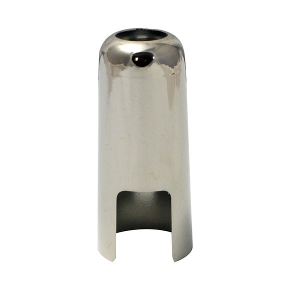 Earlham ECLC-M nickel plated Bb Clarinet Mouthpiece Cap