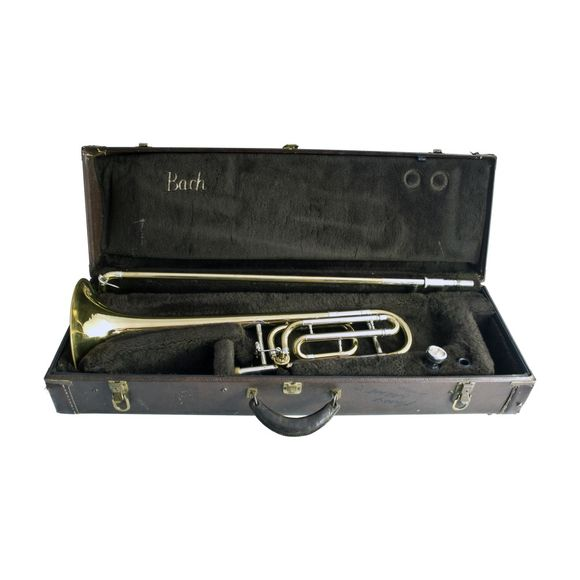 Secondhand Bach 42B Bb/F Trombone