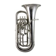 Secondhand Besson New Standard Bb Euphonium Silverplate