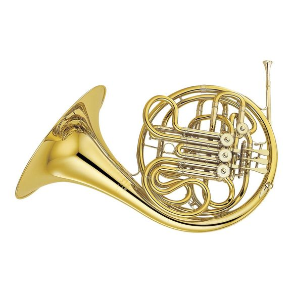 Yamaha YHR-668II Bb/F Double French Horn