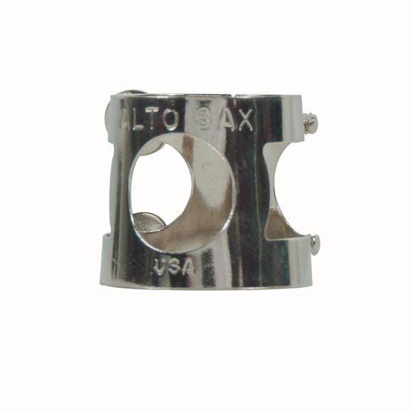 Earlham Metal Eb Alto Sax Ligature