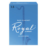 Royal Bass Clarinet Reeds (Box of 10)