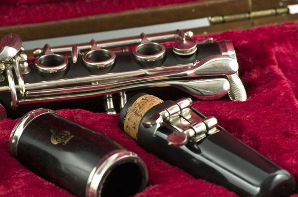 Secondhand B&H Emperor Bb Clarinet