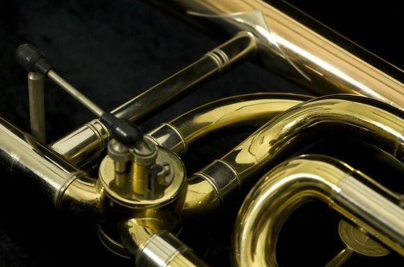 Secondhand Holton TR183 Bass Trombone