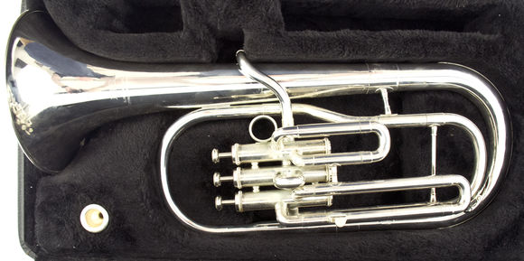Secondhand Jupiter JAL-456 Eb Tenor Horn