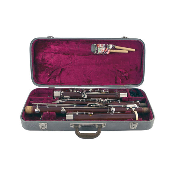 Secondhand Huller Bassoon
