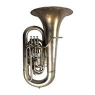 Secondhand B&H Imperial EEb Tuba