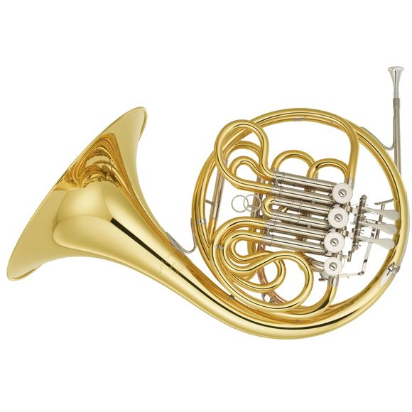 Yamaha YHR-671 Bb/F Double French Horn
