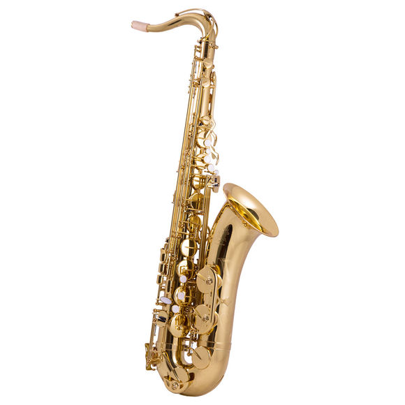 Trevor James SR Evo (Upgrade Case) Bb Tenor Sax Lacquer