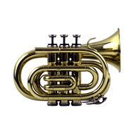 Secondhand Classic Cantabile TT400 Bb Pocket Trumpet