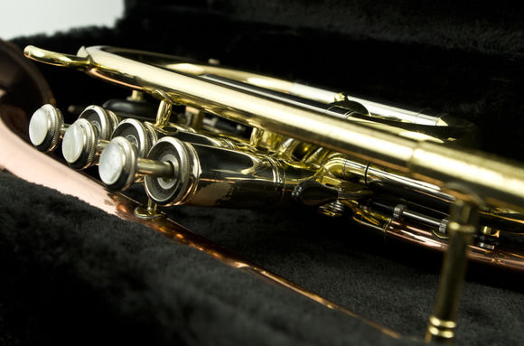Secondhand Getzen 3850 Custom Bb Cornet Lacquer