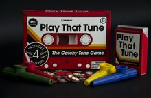 Play that Tune Card Game with Kazoos