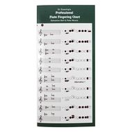 Doctor Downing Books Flute Fingering Chart