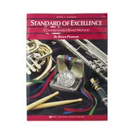 Standard of Excellence - Trombone Book 1 Bass
