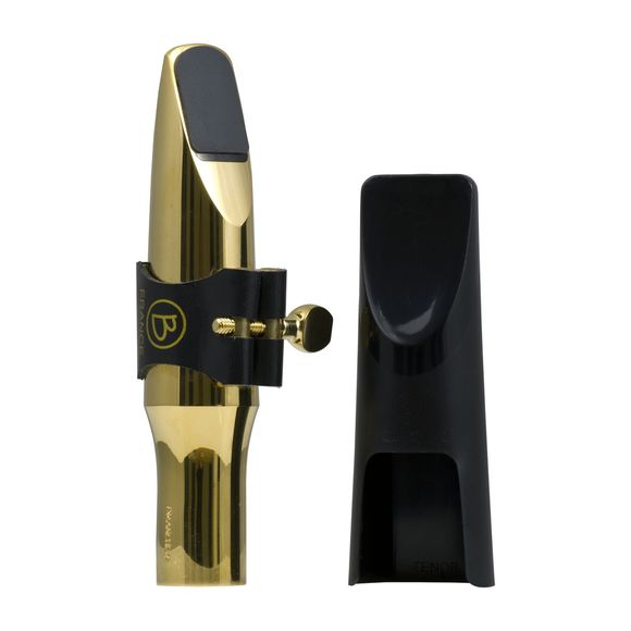 Brancher BRE29TG gold plated Bb Tenor Sax Mouthpiece