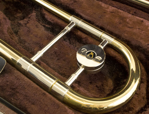 Secondhand Courtois 200 Bb Trombone Lacquer