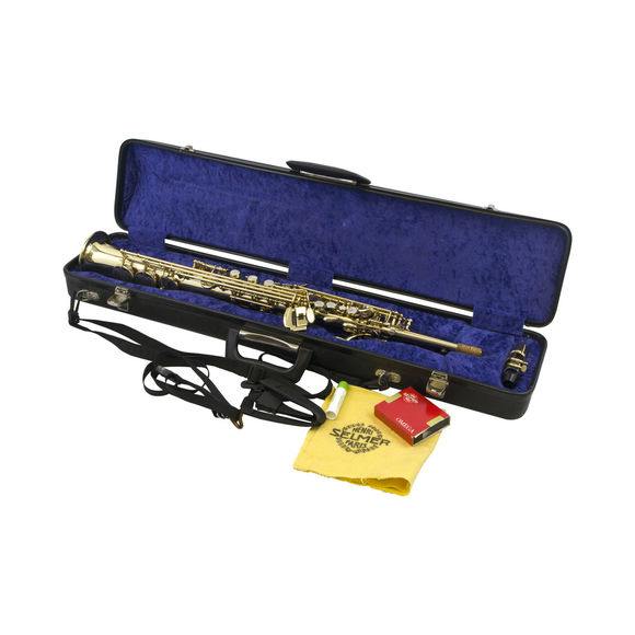 Secondhand Selmer Super Action 80 Series II Soprano Sax