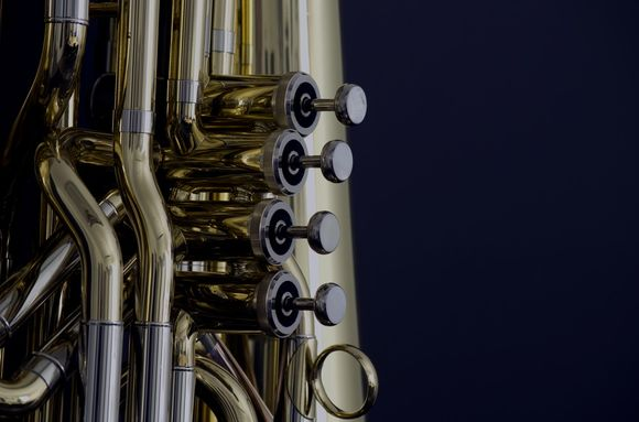 John Packer JP179B Bb Piston Tuba