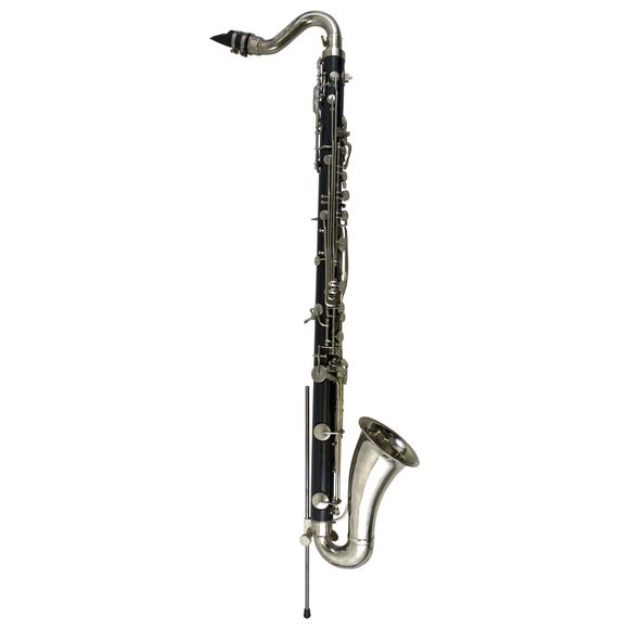 Secondhand Buescher Bass Clarinet to low Eb