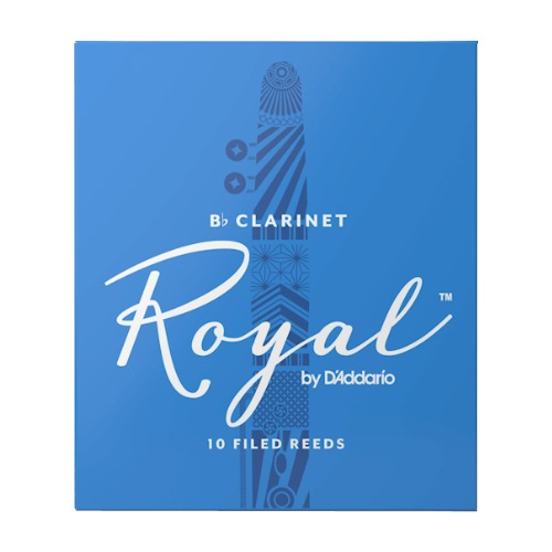 Royal Bb Clarinet Reeds (Box of 10)
