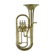 Secondhand Jupiter JAL456 Eb Tenor Horn Lacquer