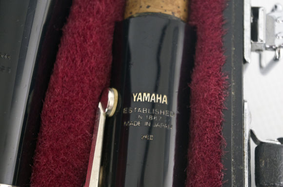 Secondhand Yamaha YCL-26II Bb Clarinet