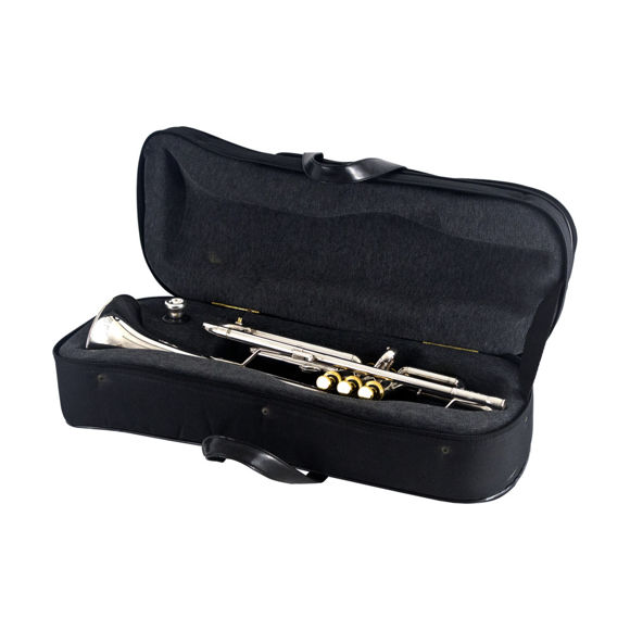 Secondhand Stomvi Forte Bb Trumpet Silverplate