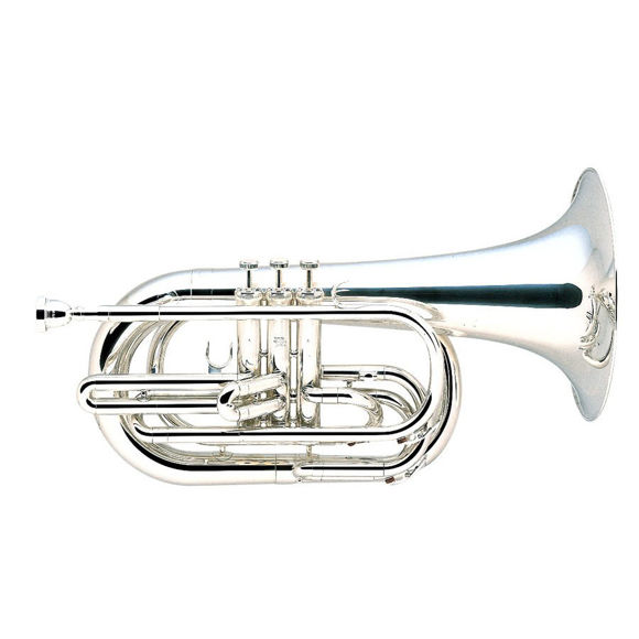 Yamaha YBH-301MS Bb Marching Baritone Horn