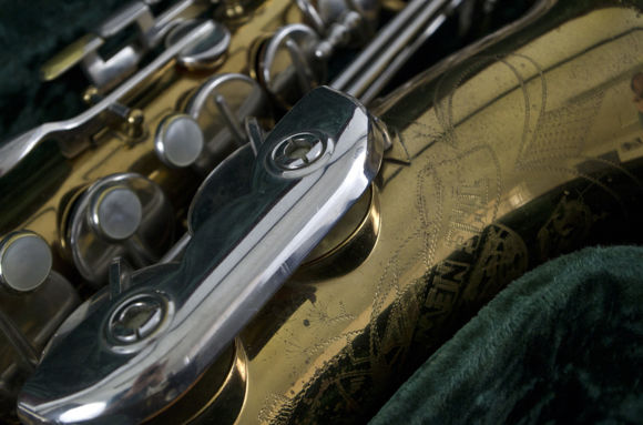 Secondhand Keilwerth New King Eb Alto Sax Lacquer