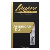 Legere Bb Tenor Saxophone Reed American Cut