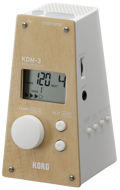 Korg KDM-3 Digital Metronome Wood Front