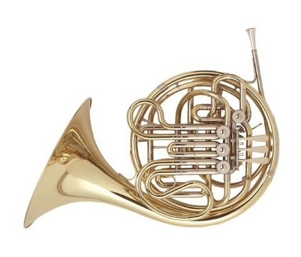 Holton H378 Bb/F Double French Horn
