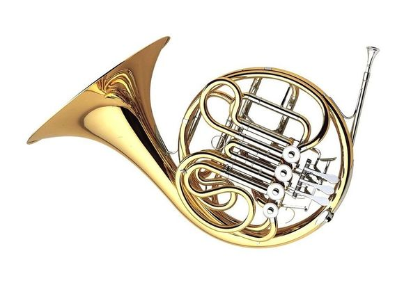 Yamaha YHR567 Bb/F Double French Horn