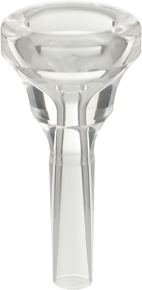 JK Exclusive Tenor Horn Mouthpiece 2A clear plastic