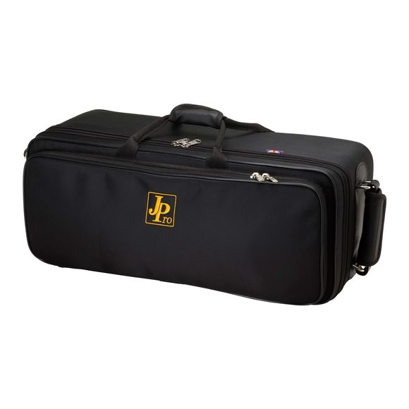 John Packer JP851 Pro Lightweight Double Trumpet Case