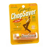 Chop Saver Lip Balm 'Gold' with SPF 15