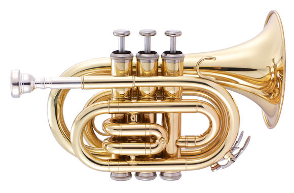John Packer JP159 Bb Pocket Trumpet