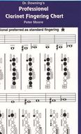 Doctor Downing Books Clarinet Fingering Chart