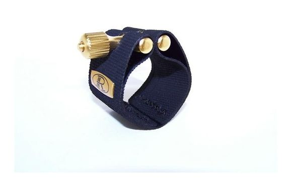 Rovner Tenor Sax Bb C2R Custom Ligature Black