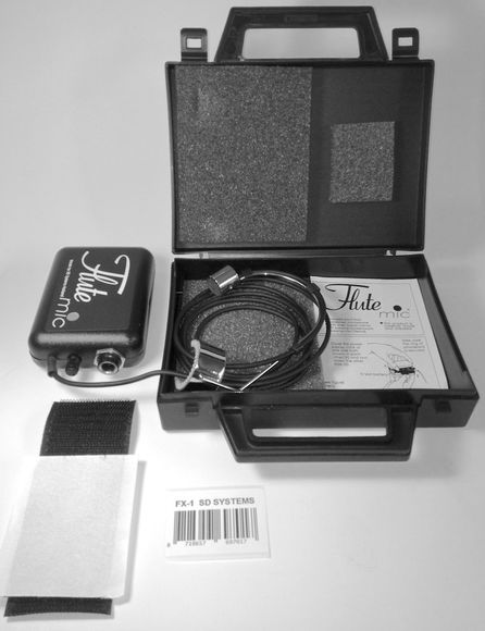 SD Systems Flute Microphone FX1