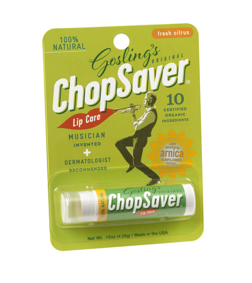 Chop Saver Lip Balm