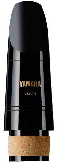 Yamaha Clarinet Bb Mouthpiece MP CL 6C Black