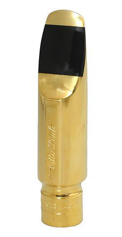 Otto Link Tenor Sax Bb Mouthpiece 6 Gold Metal