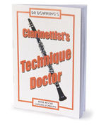 Doctor Downing Books Clarinet Technique Doctor