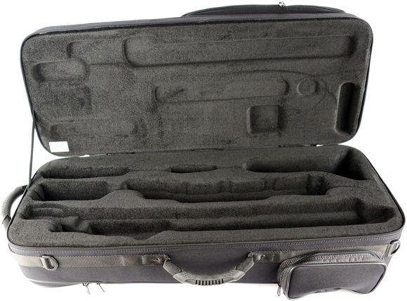 Bam Trekking Bass Clarinet to low C Case