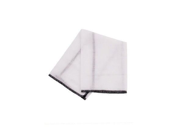 Trevor James Flute Gauze Cloth White