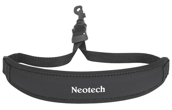 Neotech Black Neoprene Pad Deluxe Extra Long Eb Bari Sax Sling