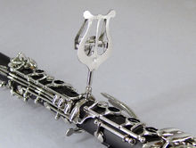 Bill Lewington Clarinet Lyre LCL Nickel Plated